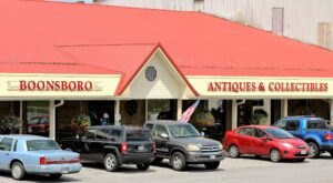 Discover A Treasure Trove Of Antiques At Boonsboro Antiques & Collectibles In Maryland
