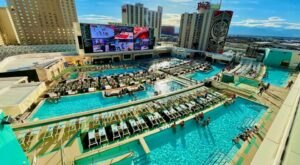 The Biggest Pool Amphitheater In The Country Can Be Found Right Here In Nevada
