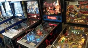 Travel Back In Time When You Visit Mystic Krewe Pinball Parlor, An Arcade Bar In New Orleans