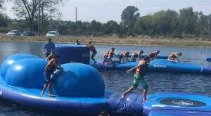 One Of South Carolina's Coolest Aqua Parks, SouthTown Wake Park Will Make You Feel Like A Kid Again
