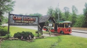 Camp LeConte Luxury Outdoor Resort May Just Be The DisneylandOf Tennessee Campgrounds