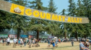 There Will Be A Drive-Thru Gourmet Alley At The 2021 Gilroy Garlic Festival In Northern California