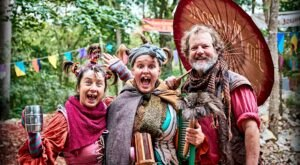 The Missouri Renaissance Festival Will Be Back For Its 23rd Year Of Fun & Festivities