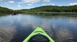 The Best Kayaking Lake In Pennsylvania Is One You May Never Have Heard Of