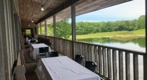 The Dazzling Waterfront Views At Tunk's In Louisiana Are One In A Million