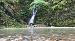 Blaylock Creek Falls Is One Of The Most Underrated Summer Destinations In Arkansas