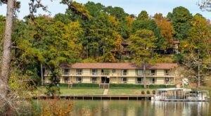 Visit Long Island Lake Resort, A Beautiful Island Resort In Arkansas