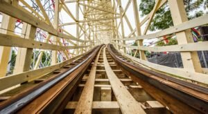 The Thunderhawk Roller Coaster In Pennsylvania Is Nearly A Century Old, And You'll Want To Ride It