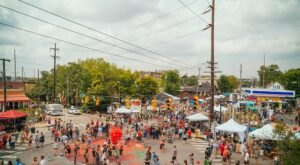 The Tomato Art Festival In Nashville Is One Of The Most Unique Festivals You'll Find Anywhere In America