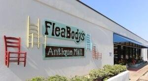 Discover A Treasure Trove Of Whimsical Collectibles At Flea Body's Antique Mall In North Carolina