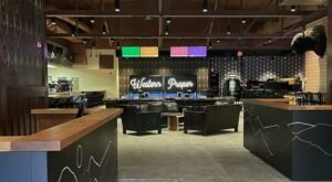 Sip On Craft Brews And Bowl At Western Proper, A Restaurant And Game Lounge In Idaho