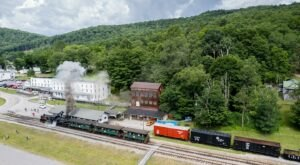 One Of The Most Unique Towns In America, Cass Is Perfect For A Day Trip In West Virginia