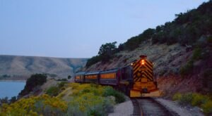 The Hot Summer Night Train Ride At Heber Valley Railroad In Utah Will Give You An Evening To Remember