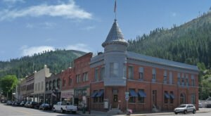 Wallace, Idaho Was Just Named One Of America's Best Small Towns You Should Visit In 2021