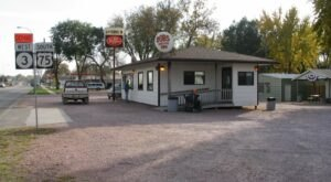 A Local Favorite Since 1949, Bob's Drive Inn Serves Up Some Of The Best Hot Dogs In Iowa