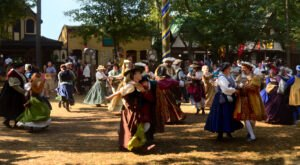 The Maryland Renaissance Festival Will Be Back For Its 45th Year Of Fun & Festivities