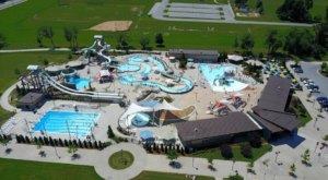 One Of Arkansas' Coolest Aqua Parks, Rogers Aquatics Center Will Make You Feel Like A Kid Again