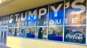 You'll Have An Ax-cellent Time At Stumpy's Hatchet House In New Orleans