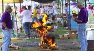 The Whole Family Will Love The Epic 3-Day Jambalaya Festival In Louisiana