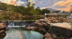 With Attractions Galore, The Small Town Of Medicine Park, Oklahoma Is Perfect For A Family Getaway