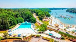 6 Places In Georgia That Are Like A Caribbean Paradise In The Summer