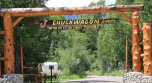 This Is The Last Year You Can Dine At The Legendary Bar J Chuckwagon In Wyoming