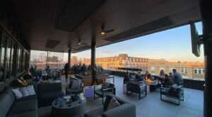 6 Restaurants With Incredible Rooftop Dining In Indiana