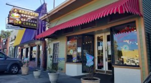 Treat Yourself To Sinfully Delicious Gelato And Cannolis At Brocato's In Louisiana