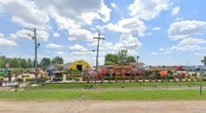 This Enormous Roadside Farmers Market In Arkansas Is Too Good To Pass Up