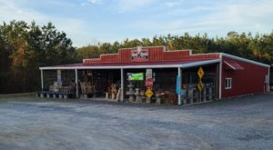 Red Goat General Store In Mississippi Will Transport You To Another Era