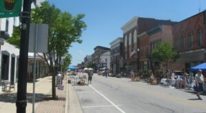 One Of The Most Unique Towns In America, Wapakoneta Is Perfect For A Day Trip In Ohio