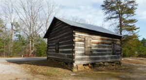 One Of The Oldest Churches In Alabama Dates Back To The 1840s And You Need To See It