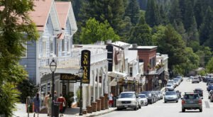It's Official: Northern California's Very Own Nevada City Is One Of The Country's Best Small Towns To Visit This Year