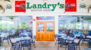 Lakefront Views And Seafood Galore Make Landry's Seafood In New Orleans A Top Dinner Spot