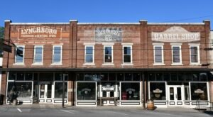 The Charming Town Of Lynchburg, Tennessee Is The Perfect Road Trip Destination This Summer