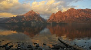 Discover A Pristine Paradise When You Visit Wyoming's Jenny Lake