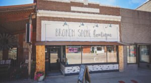 One Of The Most Incredible Small Businesses In Nebraska, Broken Spoke Boutique Gives Back To The Community With Beautiful, One-Of-A-Kind Items
