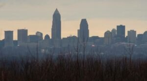 The Cleveland Metroparks' Lookout Ridge Offers Some Of The Most Breathtaking Views Of Cleveland's Skyline