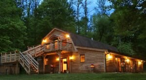You Can Book A Luxury Stay At A Renovated Barn In Illinois' Shawnee National Forest