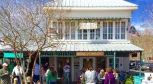 This One Of A Kind Restaurant Near New Orleans Is Fun For The Whole Family