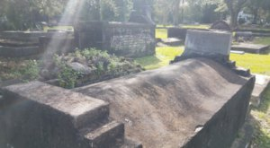 Visit One Of The Spookiest And Oldest Graveyards In The Country At La Pointe-Krebs Cemetery In Mississippi