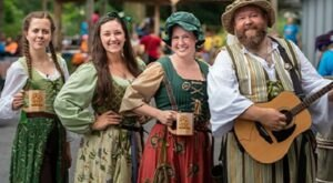 The Pennsylvania Renaissance Faire Will Be Back For Its 41st Year Of Fun & Festivities