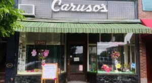 Caruso's Candy & Soda Shop In Michigan Has Been A Must-Visit Sweet Stop Since 1922