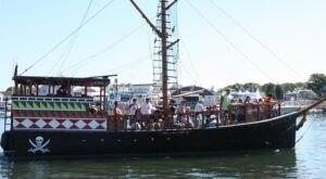 Massachusettsans Can Sail On A Pirate Ship Through Hyannis Harbor This Summer