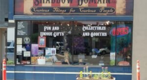 This Strange Shop In Idaho Is Filled With Curiosities And An Oddities Museum