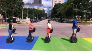 Explore Forest Park In Missouri On A Segway For A One Of A Kind Adventure