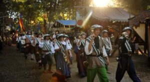 The Northern California Renaissance Faire Will Be Back For Another Year Of Fun & Festivities