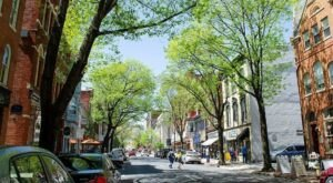 Frederick, Maryland Was Named One Of The Coolest Towns In America To Visit In 2021