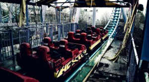 These 10 Photos Of An Abandoned Amusement Park In Louisiana Are Hauntingly Beautiful