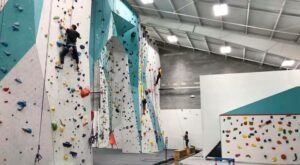 Go On An Adrenaline-Inducing Adventure At Zenith Climbing Center In Missouri